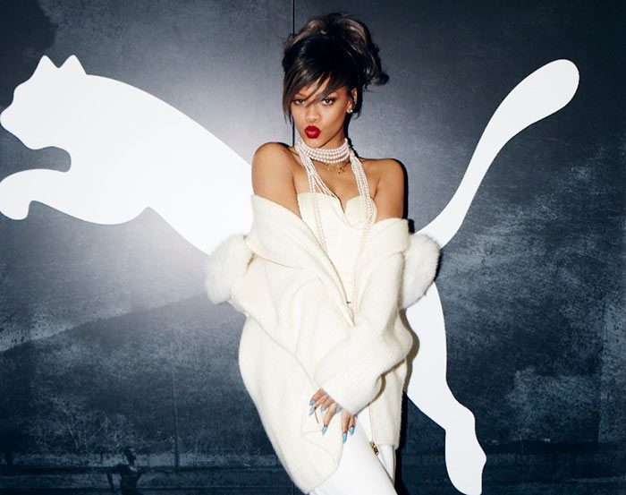 Rihanna's Influence On Puma Sales