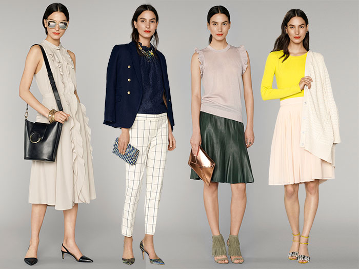 Banana Republic Summer 2016 Collection