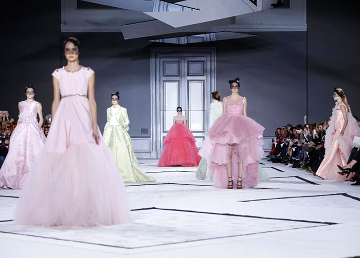 Paris Couture Week Fall 2016 Designers