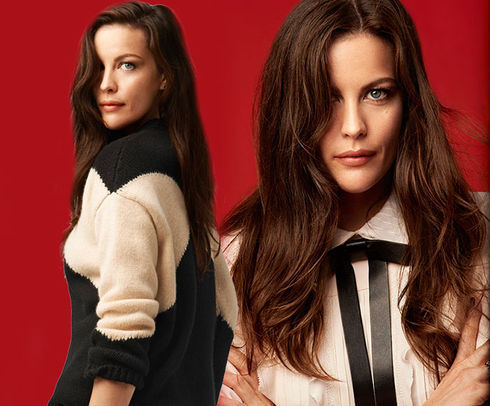Liv Tyler Is The New My Theresa Girl