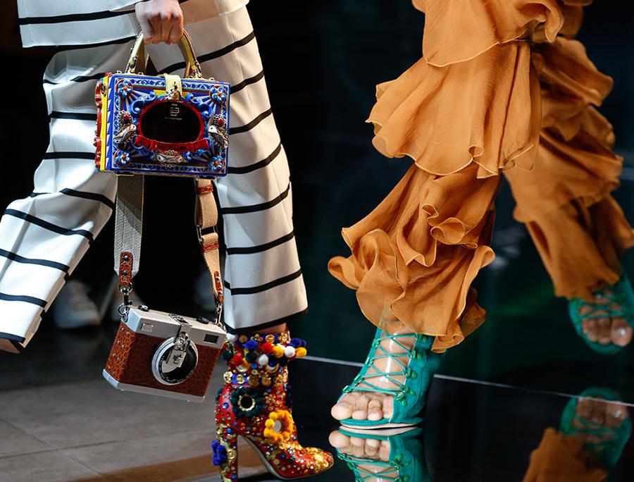 Spring/ Summer 2016 Shoe Trends