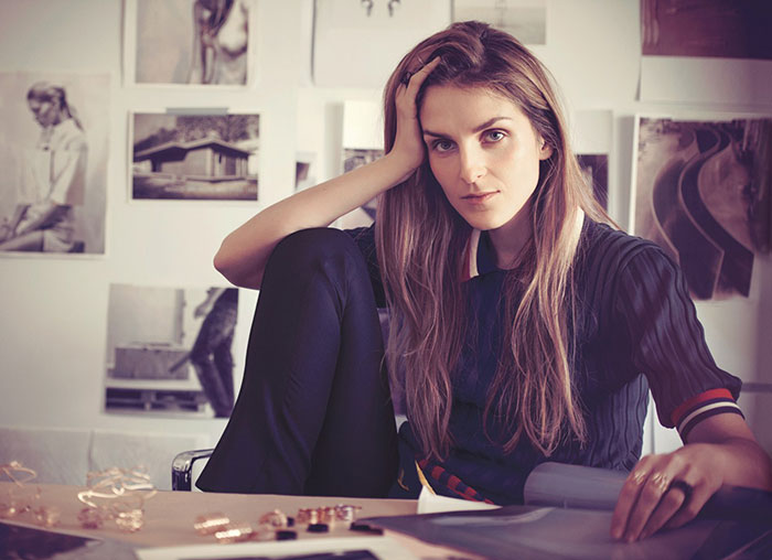 Gaia Repossi Jewelry Joins LVHM Group