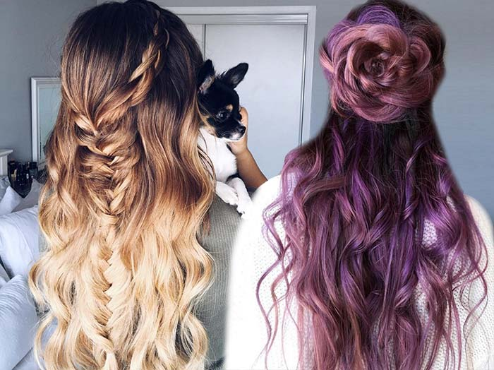 100 trendy long hairstyles for women to try in 2017 fashionisers