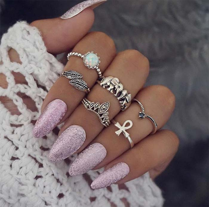 53 Sparkling Holiday Nail Art Designs To Try This Christmas - 53 Sparkling Holiday Nail Art Designs To Try This Christmas