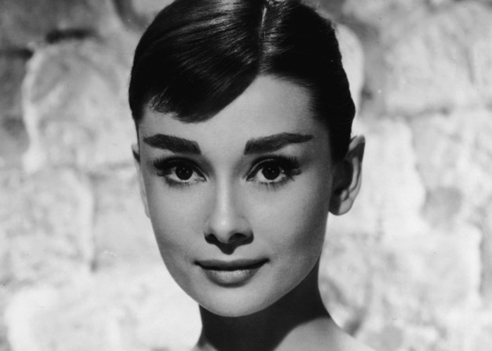 Audrey Hepburn's Personal Belongings Up For Auction at Christie's Portrait