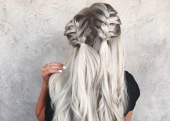 Best Summer Hairstyles to Rock on the Beach | Fashionisers©