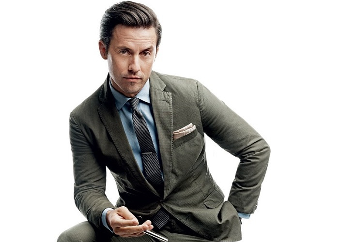Milo Ventimiglia Wears the Summer's Best Suits 3