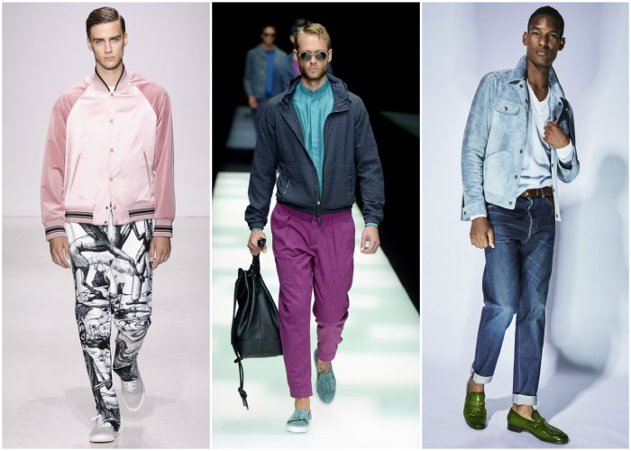 The Best Looks from The Men's Spring 2018 Collections 23
