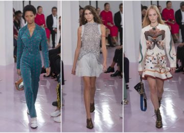 Chloé RTW Spring 2018 Collection at PFW