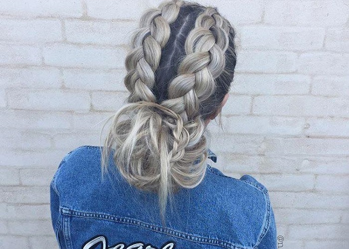 Protective Hairstyles Dutch Braids: 23 Gorgeous Dutch Braid Hairstyles