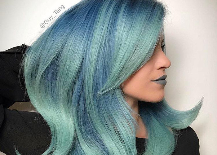 dare to dye insanely gorgeous bold hair colors fashionisers