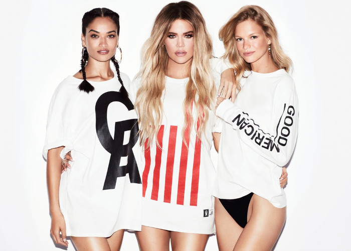 Khloe Kardashians's Good American x VFILES Collaboration & Pop-up Store Khloe Kardashian