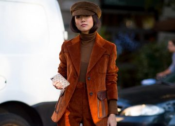 Corduroy Is This Season's Hottest Fabric