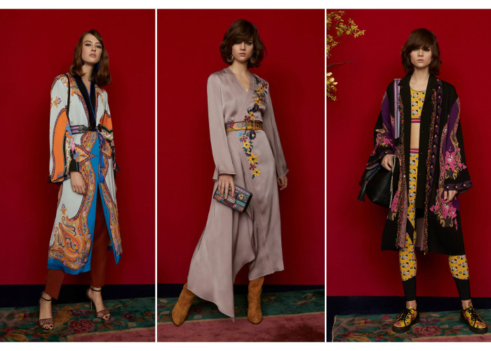 Etro Pre Fall 2018 Collection