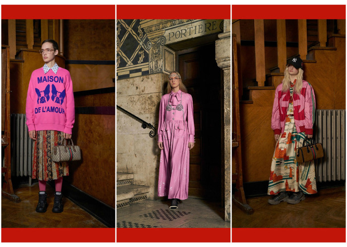 Gucci Pre Fall 2018 Collection