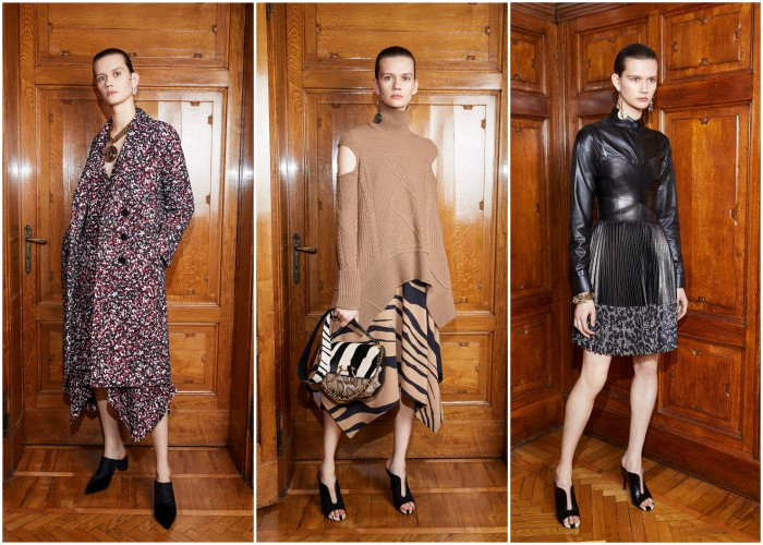 Roberto Cavalli Pre-Fall 2018 Collection