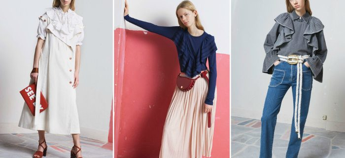 See by Chloé Pre-Fall 2018 Collection