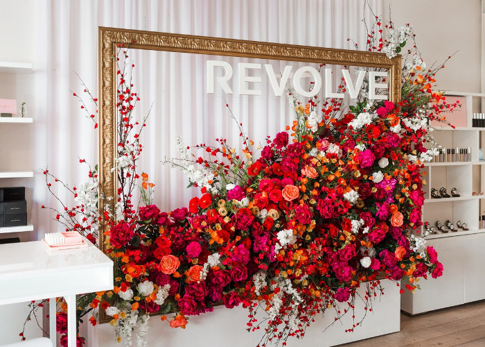Step Inside Revolve First Beauty Pop Up Store Step Inside Revolve First Beauty Pop Up Store