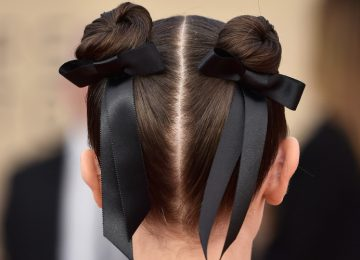 Red Carpet Trend: Hollywood Loves Hair Bows