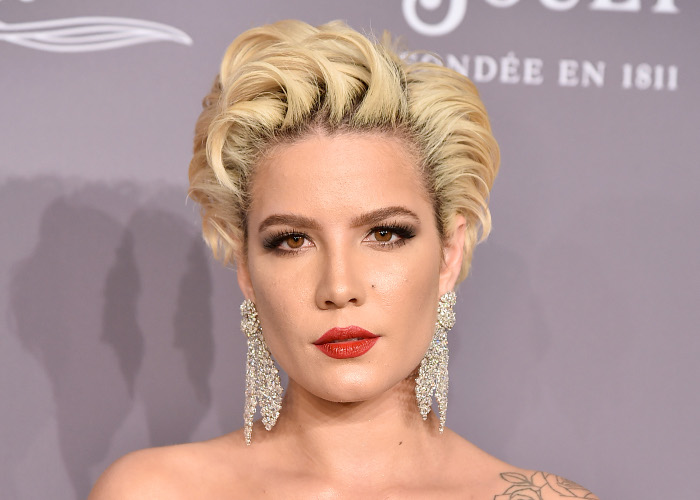 Halsey is The New Face of YSL Beauté