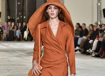 Jacquemus Fall 2018 Collection at PFW