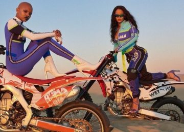 Rihanna's Fenty x Puma Spring 2018 Campaign Is Here