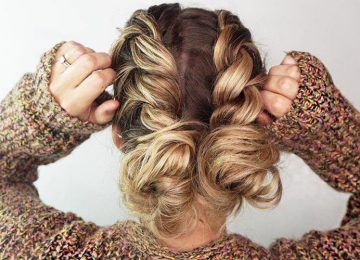 Ten Braided Hairstyles You'll Love