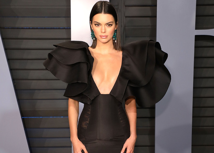 Celebrities Wow at the Oscars After Parties Kendall Jenner