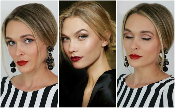21c373ba Classic Dolce & Gabbana Makeup Tutorial   Fashionisers©