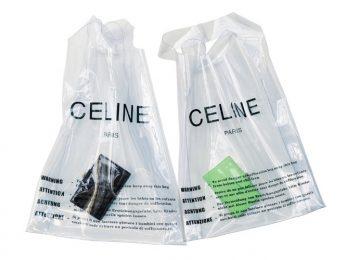 Designer Plastic Bags Are The Trendiest Accessory This Spring