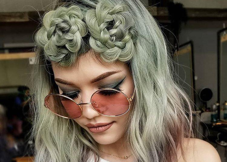 Succulent Hair is Taking Over Instagram