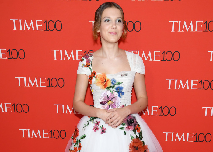 Fashion Highlights From The Time 100 Gala Millie Bobby Brown