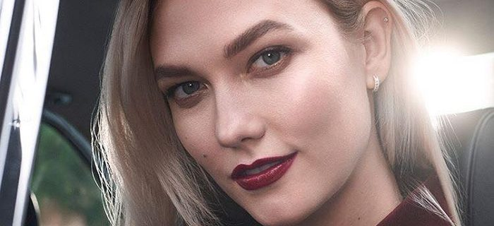 Karlie Kloss is Estée Lauder's New Ambassador