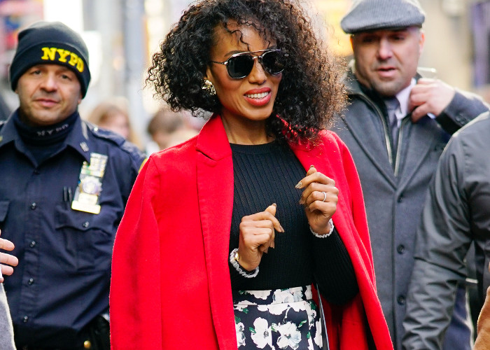 Kerry Washinton is Here to Teach You How to Elevate Your Spring Style