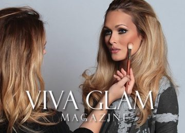Ursula Andress Bond Girl Inspired Makeup