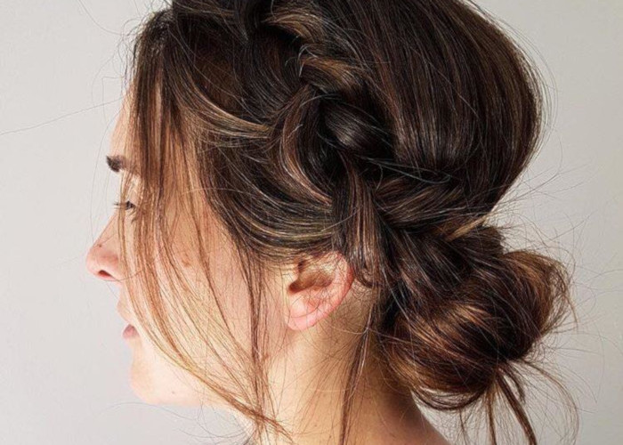 Messy Bun Ideas Inspired by Meghan Markle