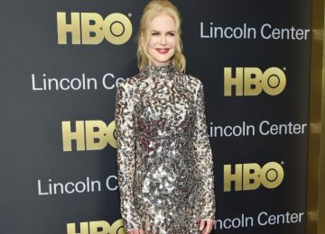 Nicole Kidman Dons The Ultimate Party Dress