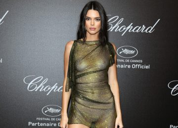 Kendall Jenner Takes Major Fashion Risks in Cannes