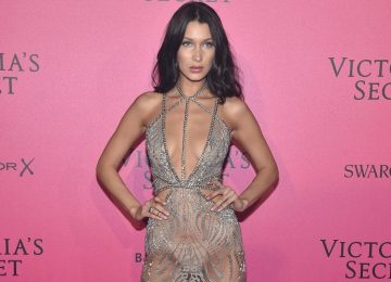 All The Times Bella Hadid Left Her House Almost Naked
