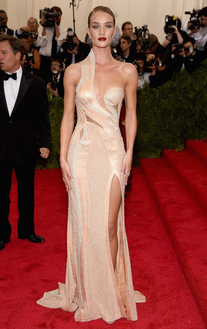 The Unexpected History of The Red Carpet Rosie Huntington Whiteley
