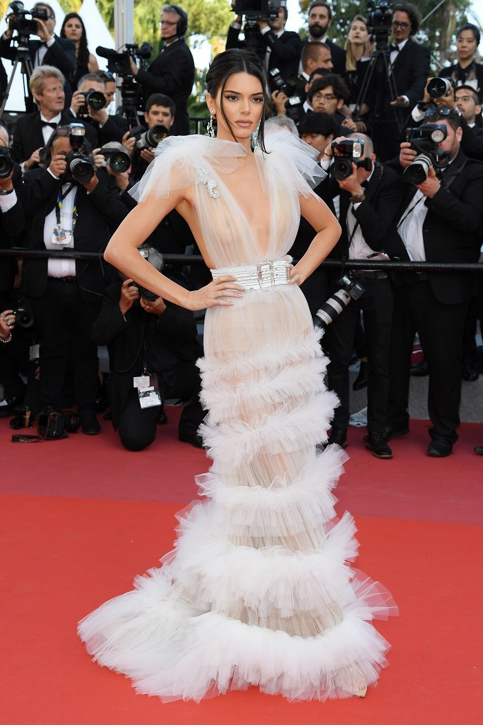 The Unexpected History of The Red Carpet Kendall Jenner