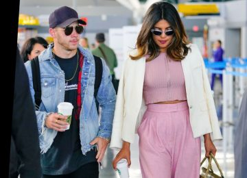 Nick Jonas Introduces Priyanka Chopra to His Family