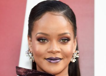 """Rihanna Teased New Fenty Products at """"Ocean's 8"""" Premiere"""