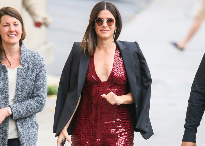Sandra-Bullock-Makes-a-Case-for-Daytime-Sequins.
