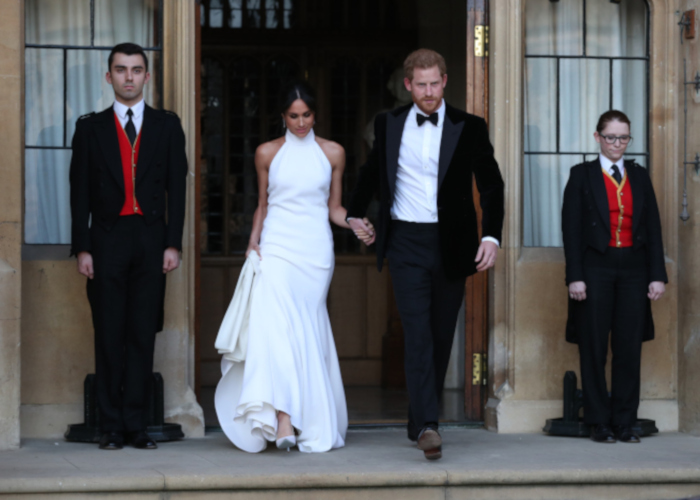 Stella McCartney to Sell Replicas of Meghan Markle's Wedding Dress