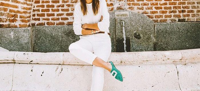 Make White Jeans Look Cool Again With These 16 Looks