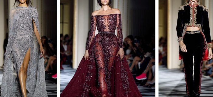 Zuhair Murad Fall 2018 Couture at Haute Couture PFW