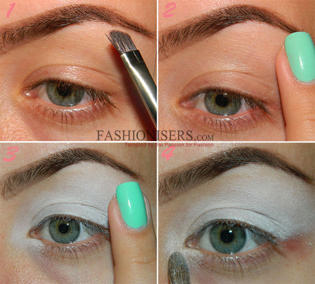 Earthy Makeup: Gold & Brown Eye Makeup Tutorial