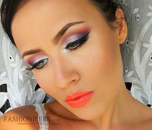 Summer Bright Makeup Tutorial