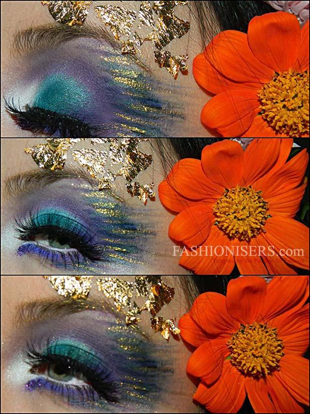 Mother Nature/ Nymph Halloween Makeup Tutorial